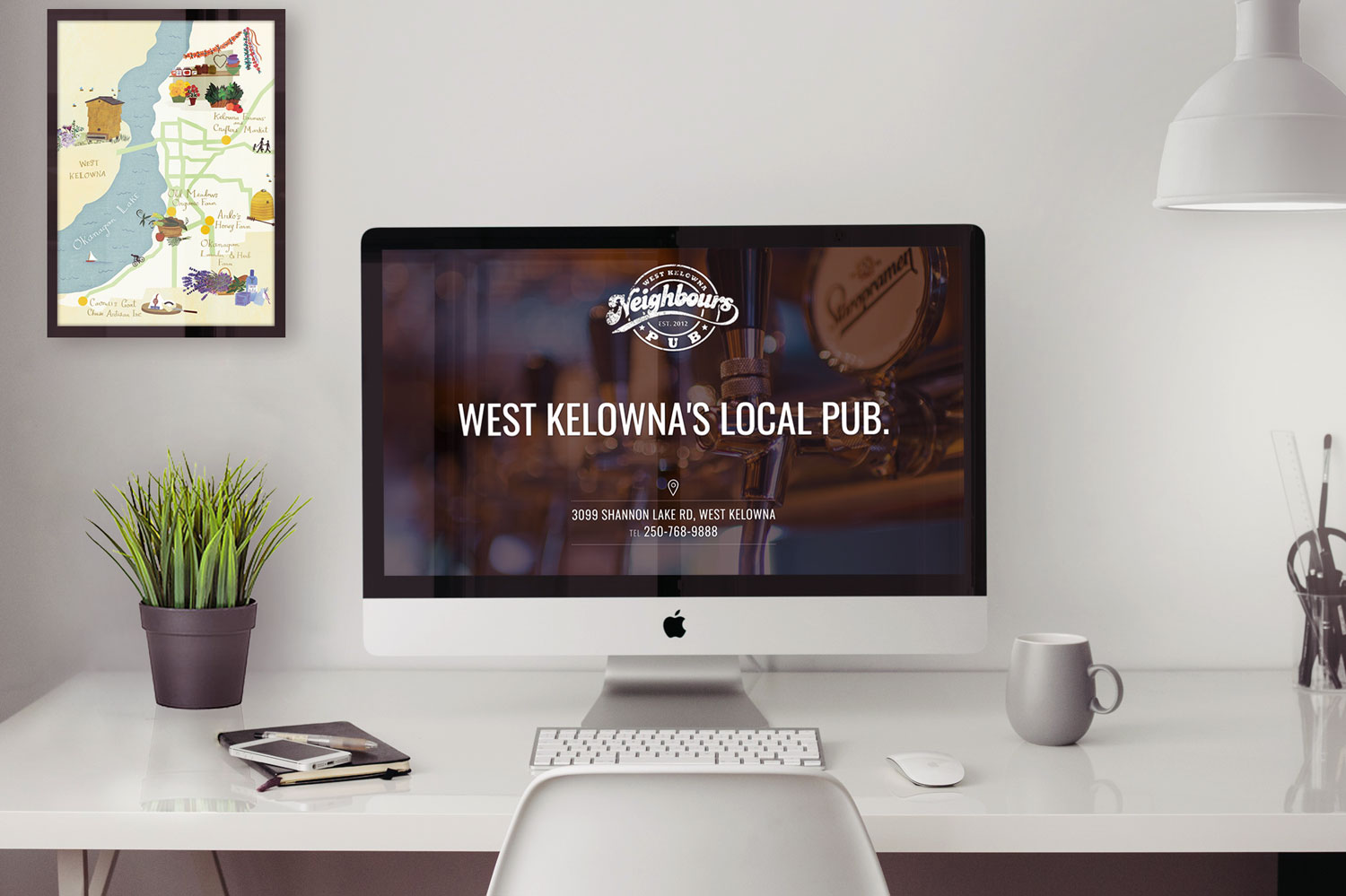 Kelowna Website Design